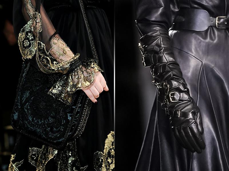 Готический стиль в одежде. Создаем базовый гардероб