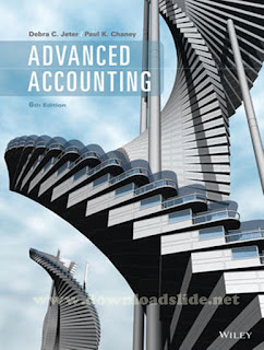Advanced Accounting 6th Edition by Jeter & Chaney