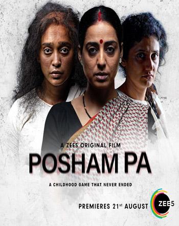 Posham Pa 2019 ORG Hindi HDRip 480p 250MB poster