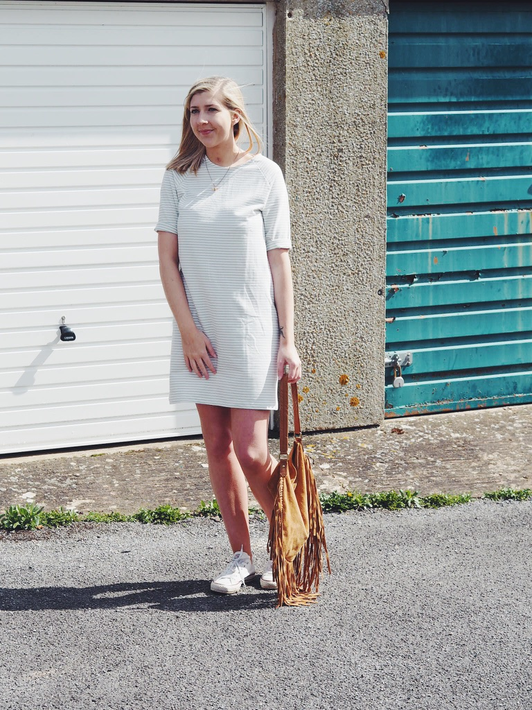 mintstripeddress, summerdress, casualdress, ASOS, asseenonme, wiw whatimwearing, lotd, lookoftheday, fbloggers, fblogger, fashionpost, ootd, outfitoftheday, fashionblogger