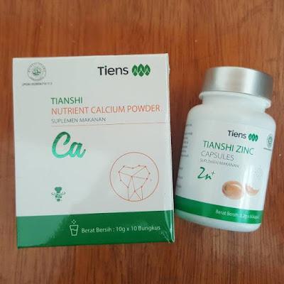 Manfaat Kalsium Tiens Untuk Anak Dalam Memperkuat Tulang