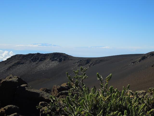 Mauna Kea and Mauna Loa