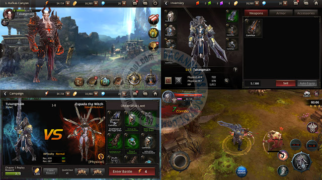Devilian Apk v1.0.7 Latest Version For Android Terbaru