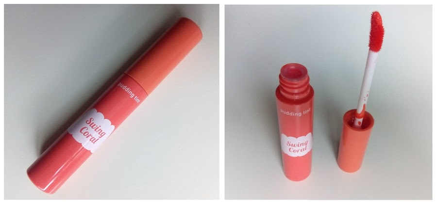 Tinte Labial Stylepop Pudding Tint Coral Swing