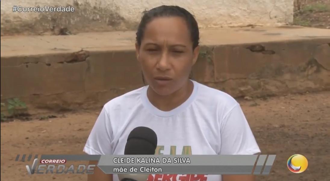 TV Correio repercute situação de famílias catingueirenses que não conseguem enterrar seus parentes
