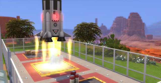 Проект «Колыбель» — Челлендж The Sims 4