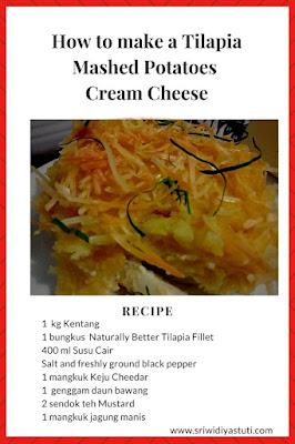 Resep Tilapia Mashed Potatoes Cream Cheese