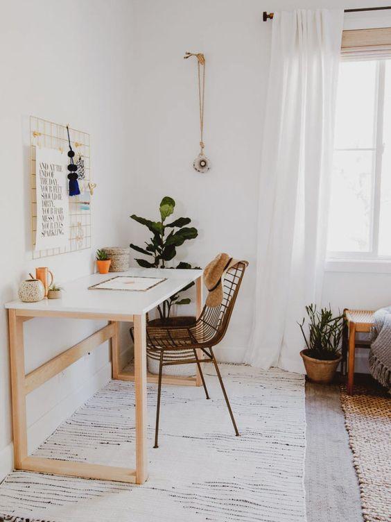 DECORAÇÃO DE HOME OFFICE - PARA SE INSPIRAR
