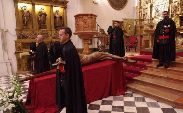 El Cristo Mutilado de Málaga cambiará su nombre y será el Santísimo Cristo de la Clemencia