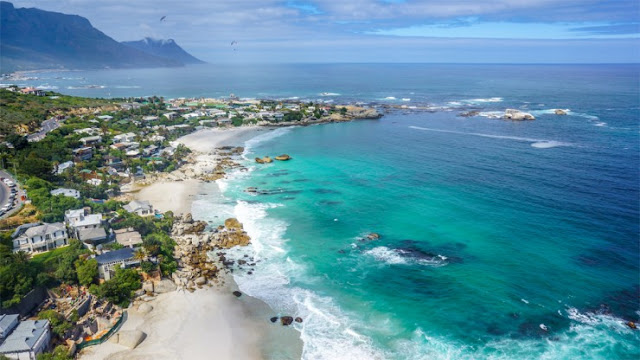 Clifton Beach, Cape Town, Afrika Selatan