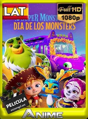 Supermonstruos: Día de los Monstruos (2020) HD 1080p Latino [Google Drive] BerlinHD