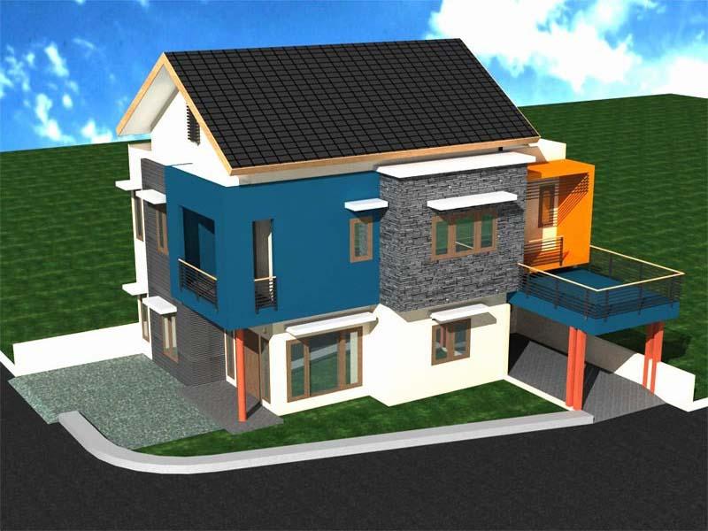 kumpulan gambar rumah minimalis terbaru dan terpopuler