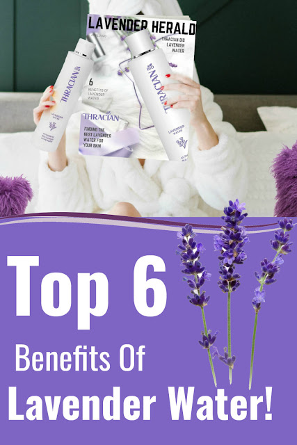 Top 6 Benefits of Lavendar Water by Top Beauty Blogger Barbies Beauty Bits