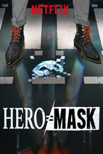 Anime Hero Mask Legendado