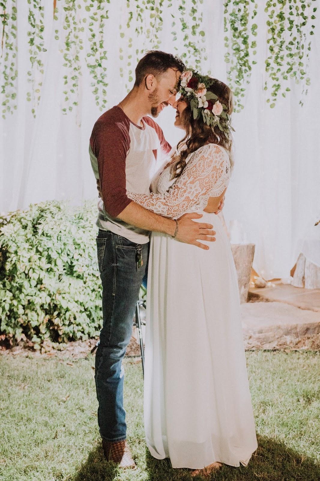 backyard wedding oklahoma
