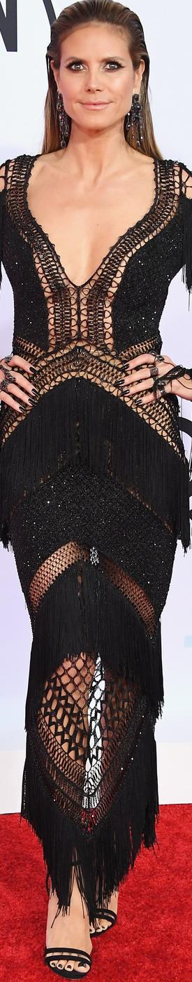 Heidi Klum 2018 AMA's