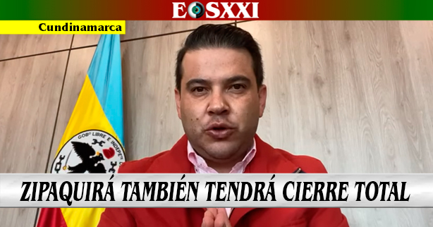 Gobernador García anunció nuevo cierre total este fin de semana