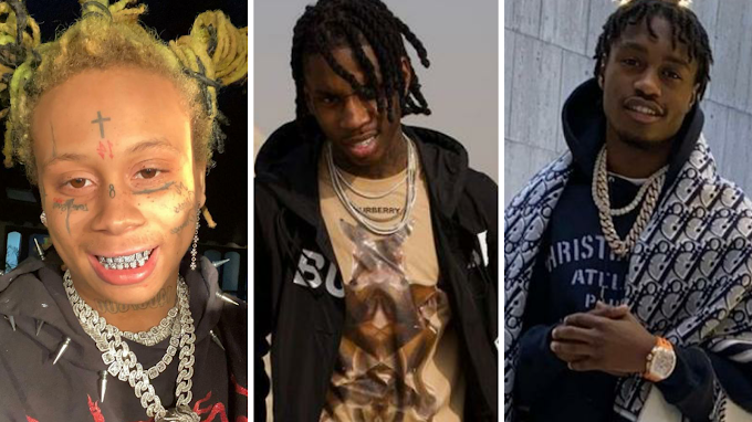 Trippie Redd Announced His New Album With Collaboration Of Lil Tjay ,Polo G And More;