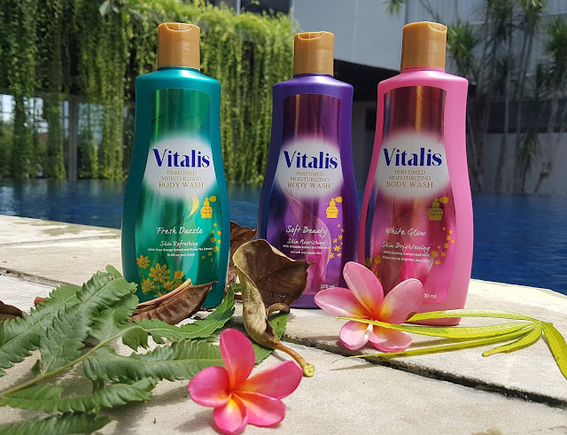 Vitalis Perfumed Body wash