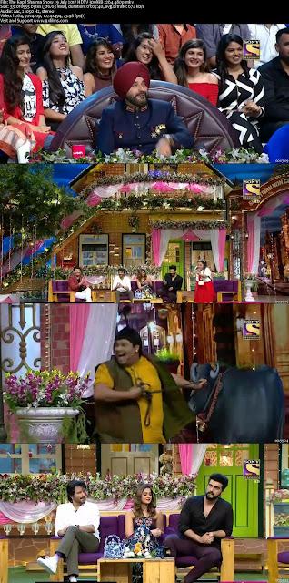 The Kapil Sharma Show 29 July 2017 HDTV 480p