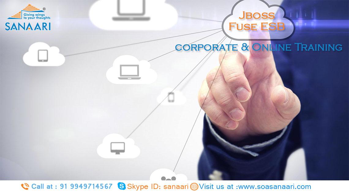 Jboss Fuse Esb Training in Hyderabad