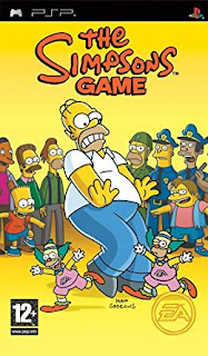 Cheat The Simpsons Game PSP PPSSPP
