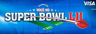 Cadastrar Promoção Visa Bradesco 2017 2018 Você no Super Bowl