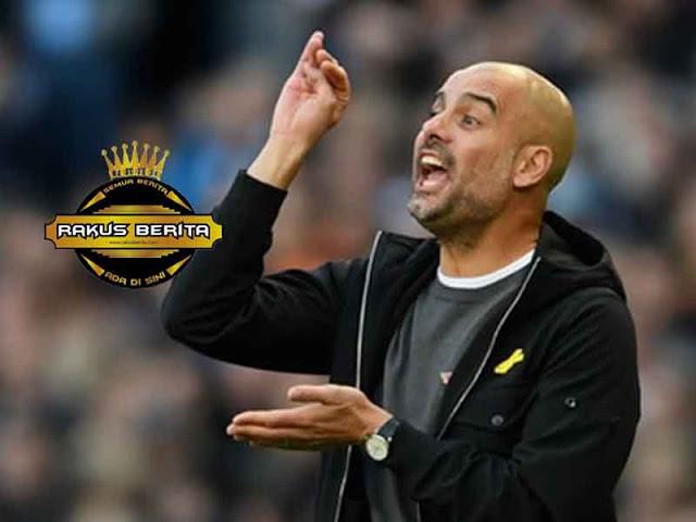 Guardiola Beri Tahu Formula Performa Apik Manchester City