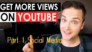 How to get Views on youtube video using Facebook