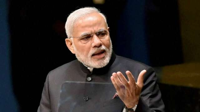 GUARANTEE TRANSFER OF GRIEVANCES INSIDE OF 60 DAYS, PM MODI TO OFFICERS  - NEWS OF INDIA
