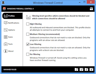 Windows Firewall Control full