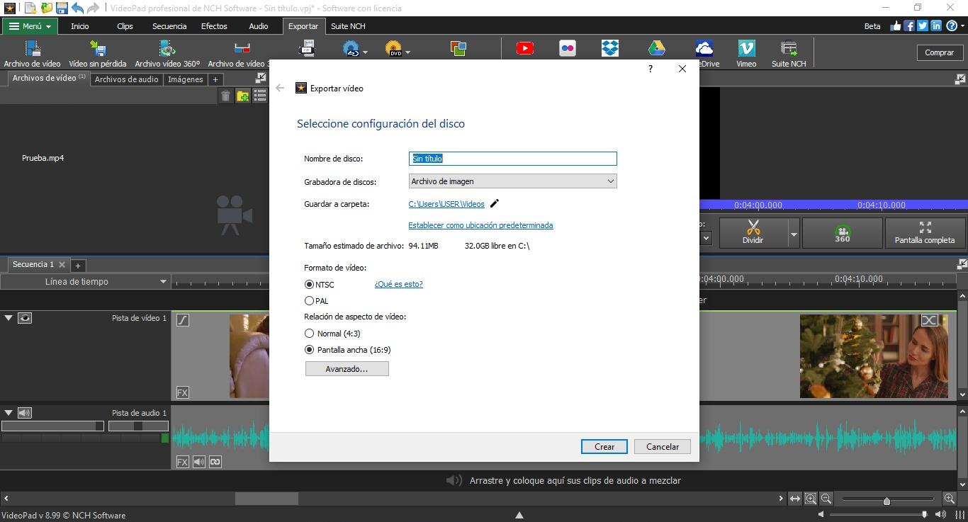 tutoriales sobre videopad