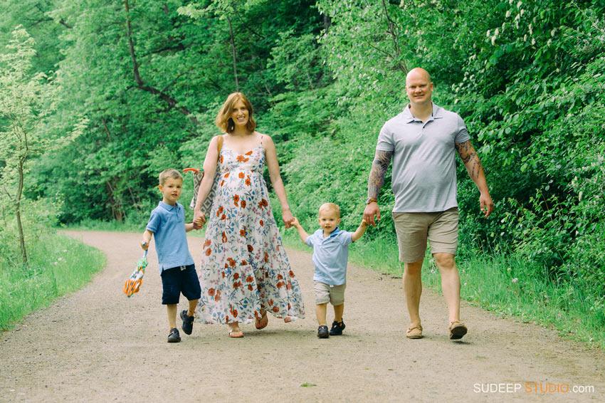 Vintage Film Candid Kids Family Portraits by SudeepStudio.com Ann Arbor Dexter Family Portrait Photographer