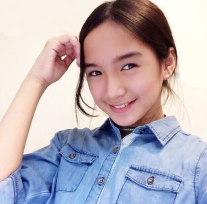 Alyanna Angeles, Angel Locsin's Niece Will Definitely Be The Next Big Thing!