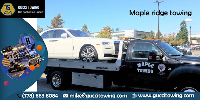Maple Ridge towing