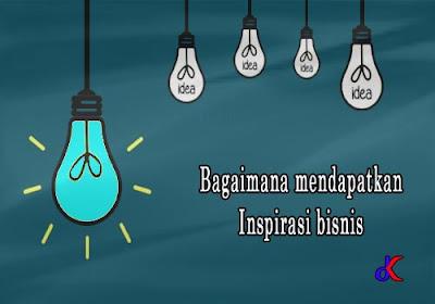 Inspirasi bisnis - Modal kecil hingga besar