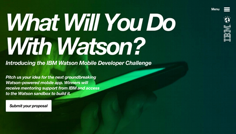 Concours IBM Watson