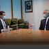 Guaidó se reunió con embajador del Reino Unido para fortalecer alianzas
