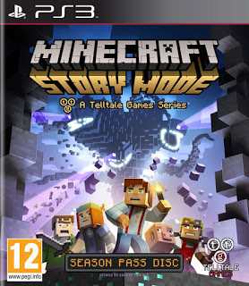 Minecraft Story Mode PS3 Torrent
