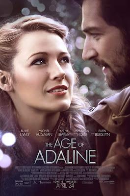 Sinopsis Film The Age of Adaline (2015)