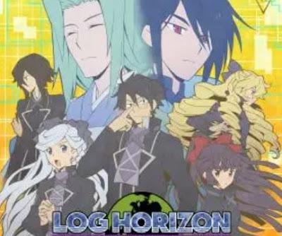 Log Horizon: Entaku Houkai Todos os Episódios Online