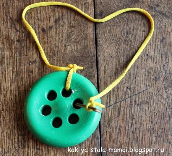 шнуровка для детей своими руками, творчество с детьми, простые игрушки