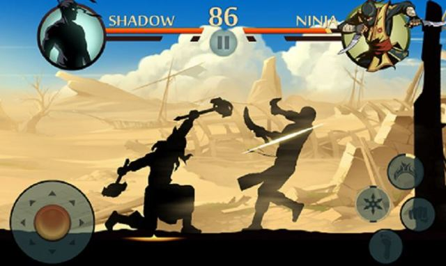 Shadow Fight 2 Mod Apk (v2.12.0) + Unlimited Coins + Infinte Gems