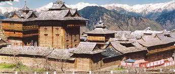 Bhimakhali mandir