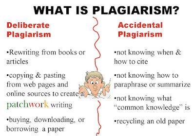 What is plagiarism chart