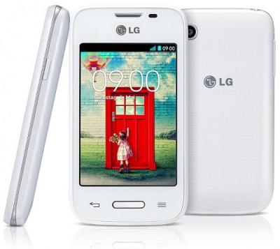 LG L35, Smartphone Murah dengan Prosesor Dual-core 1.2GHz