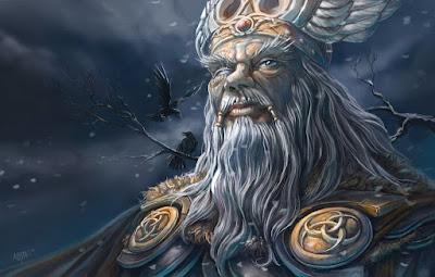 Dewa Odin dari Viking| Ilmu Pengetahuan, Sains dan Teknologi