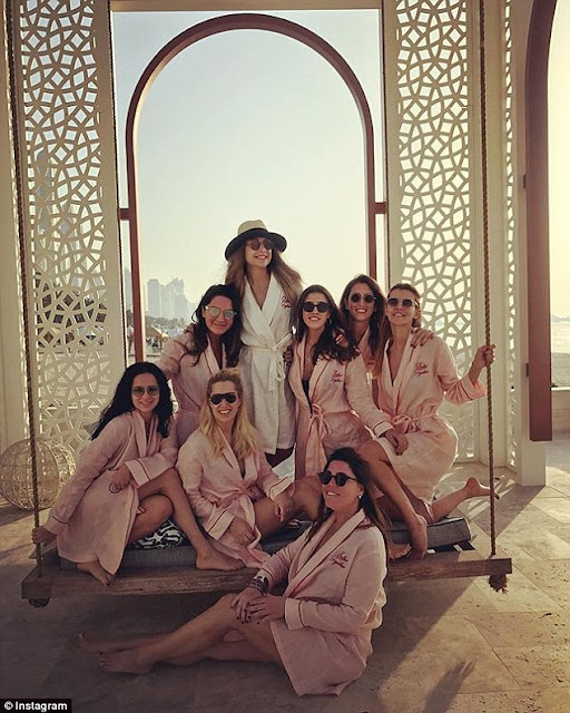 TRAGIC! Bride-To-Be & Her Friends Perish As Private Jet Crashes After Her Bachelorette Party