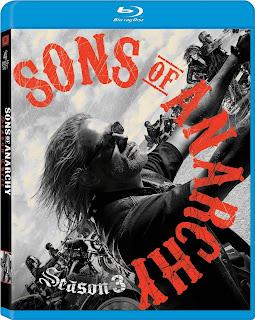 Sons of Anarchy – Temporada 3 [3xBD25] *Con Audio Latino