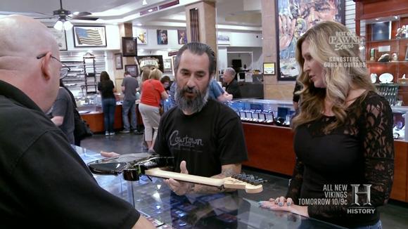 Pawn stars davey deals banned
